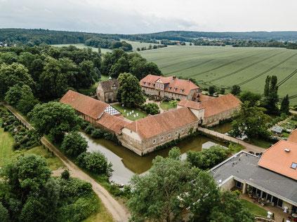 Hochzeitslokation Rittergut Remeringhausen