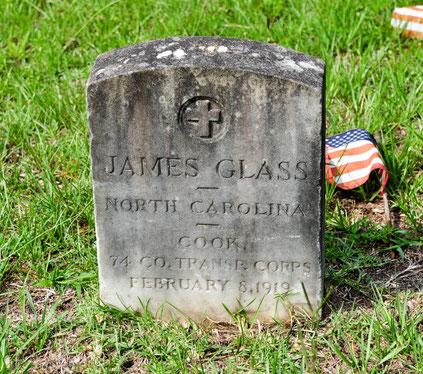 Tombe de James - James's grave - FindaGrave.com