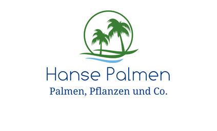 Hanse Palmen Logo www.hanse-palmen.de