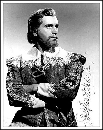 Lord Enrico Ashton - LUCIA DI LAMMERMOOR