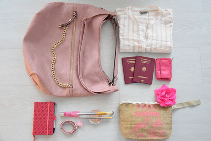 Handtasche - Packliste