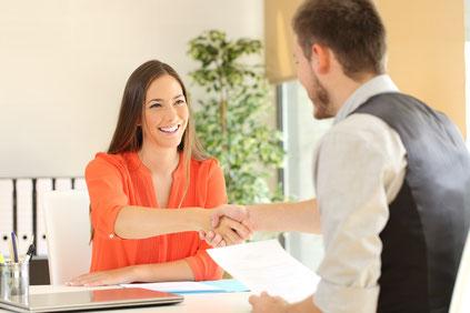 Bewerbe Dich als Kundenbetreuer/in im Aussendienst