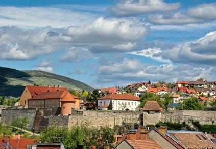 Visit the Castle of Eger