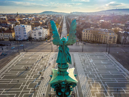 Best things to do in Budapest - Andrassy Avenue Copyright ZGPhotography