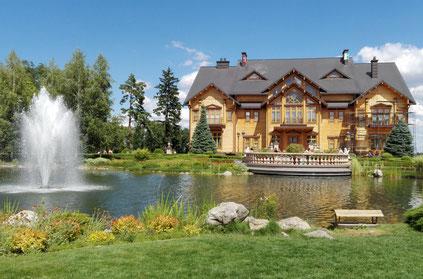 Mezhyhirya Residense Ukraine