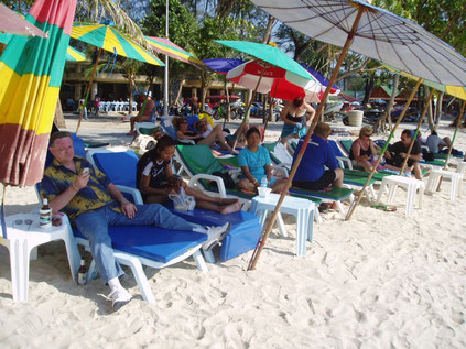Phuket Beach bei Patong