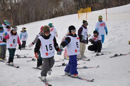 プロのスキーヤーに学ぼう!