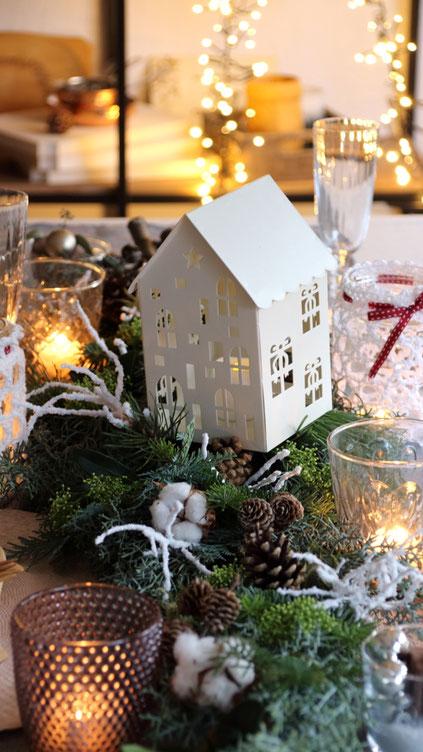 dekohaus,nordic christmas,scandi christmas,tischdekoration weihnachten,weihnachten floristik