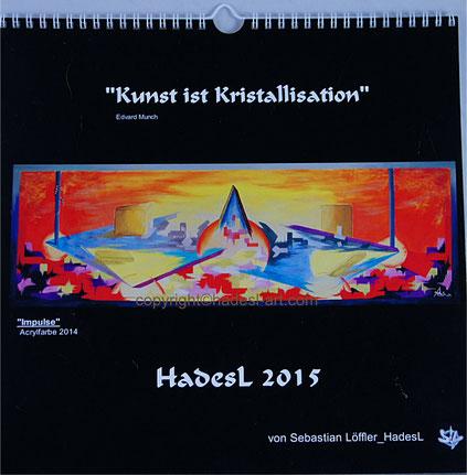 """Kalender 2015"" von Sebastian Löffler_HadesL"