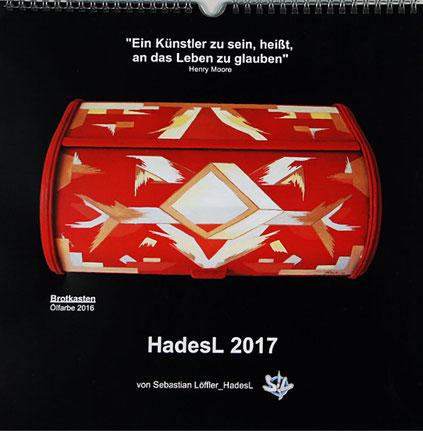 """Kalender 2017"" von Sebastian Löffler_HadesL"