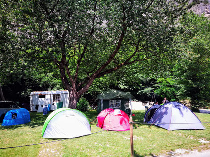 Hostel Appartement Camping Rafting Zelt Canyoning Haiming Ötztal