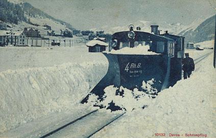 Edition Photoglob Zürich, gestempelt 17.10.1910