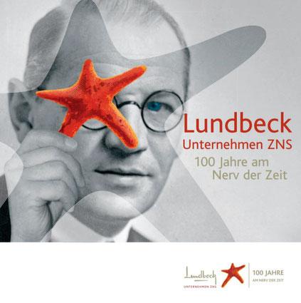 Imagebroschüre 100 Jahre Lundbeck (2015 - Auszug)