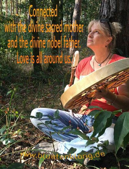 blütenklang frauentempel berlin göttin sacred women circle frauenkreis