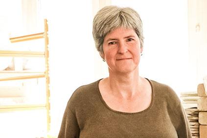 Katharina Beck, Planerin und Sachbearbeiterin