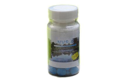 El NVS-6 es un remedio natural para tratar la ansiedad y dormir mejor. De venta en la Tienda Naturista