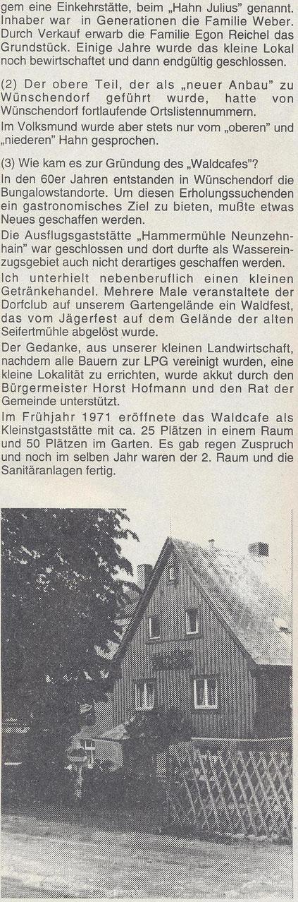 Bild:Wünschendorf Erzgebirge Stolzenhain Drescher