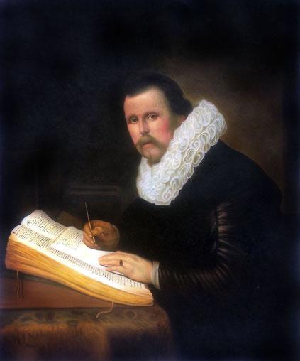 """Rembrandt, """"Ritratto di uno studioso"""" (1631)"""