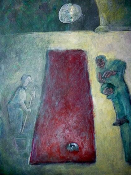 Der Gebetsteppich