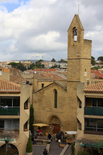 Bild: Kirche St-Michel in Salon-de-Provence