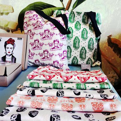 mexikanische-accessoires-einkaufbeutel-siebdruck-guadalupe