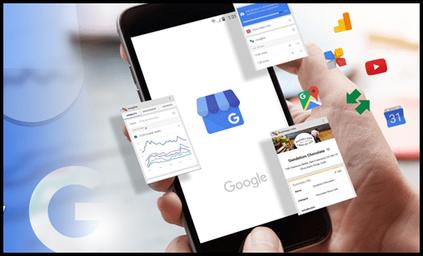 Ist Ihr Unternehmen auf Google My Business? Lassen Sie sich jetzt Ihren Eintrag erstellen.