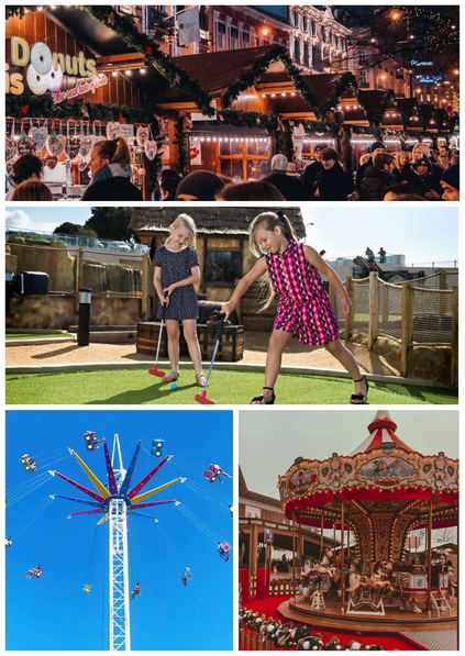 Fun Fair Hire. Bungee Trampolines, Children's Rides, Mobile Catering in Yorkshire