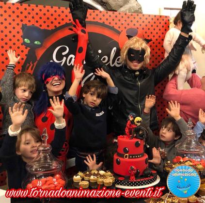 festa lady bug roma