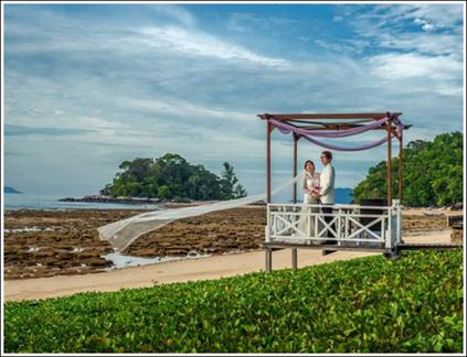 Honeymoon Romantic 3d2n Tioman Paya Beach Spa Dive Resort
