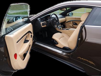 Maserati Innenraum