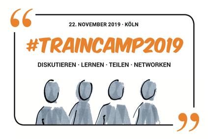 Birgit Krüger NRW WERTEkoffer auf TrainCamp 2019 managerSeminare Verlags GmbH
