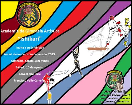 Academia de Gimnasia Artística Ishikari
