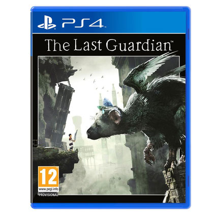 The Last Guardian (PS4) disponible ici.
