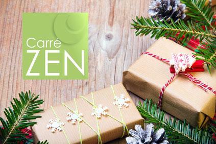 idées cadeaux massage bien-être Noël Agen : Carré ZEN Agen