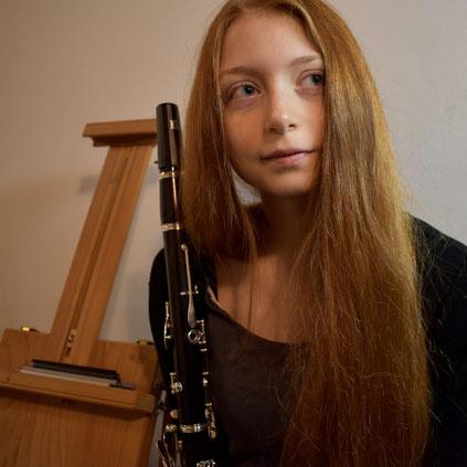 IRENE POSSIDENTE - clarinettista e maestra d'arte