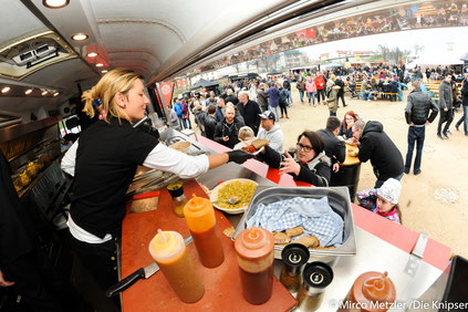 Kulinarisches Genüsse bot die Street Food-Tour am Wochenende in Worms.