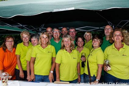 Der Landfrauenverein zeigt sich sehr zufrieden mit dem Event.