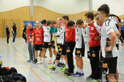 Team TGO mA-Jugend.