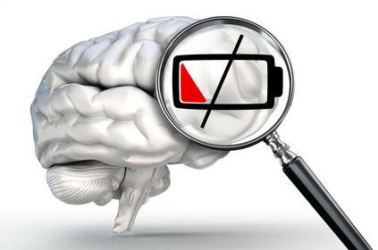 Irgendwann ist der Akku leer. Rechtzeitige Hilfe bei Stress: ib personality Coaching Stressmanagement & Stressbewältigung