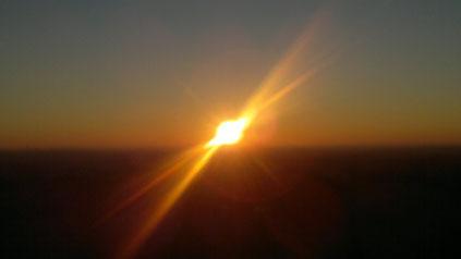 Magnétiseur Bordeaux soleil couchant