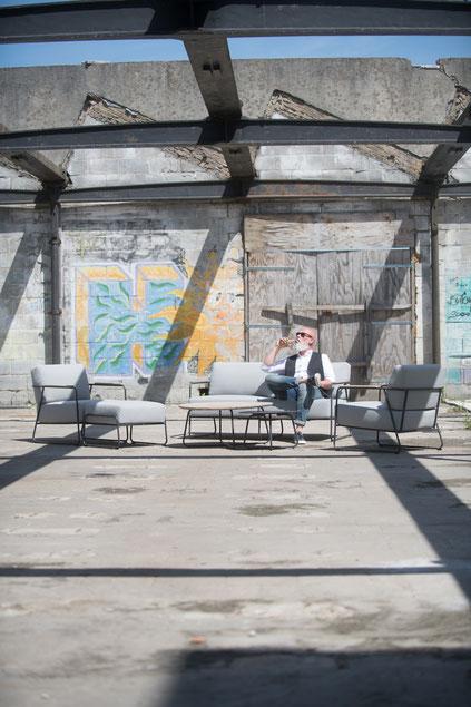 MÖBELLOFT Moderne und coole Lifestyle Gartenmöbel mit hoher Qualität
