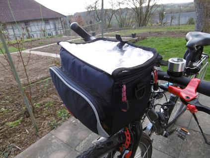 fahrrad lenkertasche norco ortlieb der trekkingradler. Black Bedroom Furniture Sets. Home Design Ideas