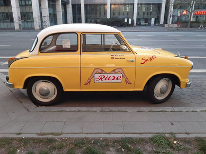Lloyd - Auto in Hamburg auf St. Pauli