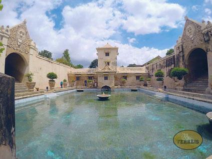 Wasserschloss Tamansari