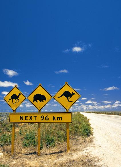 Outbackstraße - (C) Tourism Australia