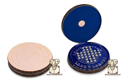 Solitaire Louis Vuitton  Reference : G10476 Prix du neuf 2020 : 1 3100 €
