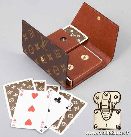 pochette carte a jouet Louis Vuitton 1980