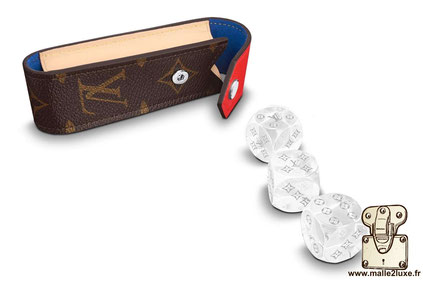 Pochette pour dés Steve Louis Vuitton Reference : G10013