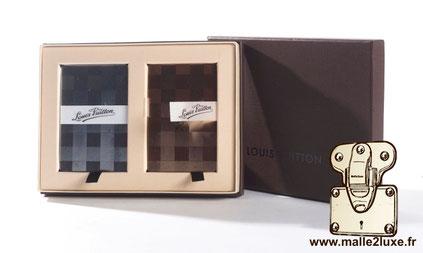 pochette carte a jouet Louis Vuitton 2010 collection