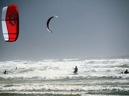 Aktivurlaub Frankreich, Bretagne Surfstrände, Sportmöglichkeiten